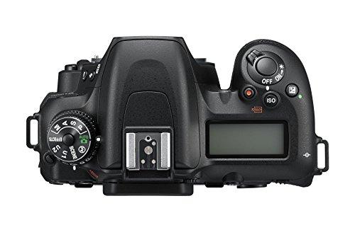 Nikon D7500 Body Fotocamera Reflex Digitale, 20,9
