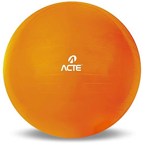Bola de Pilates Ginastica Gym Ball 45Cm T9-45 Acte Sports