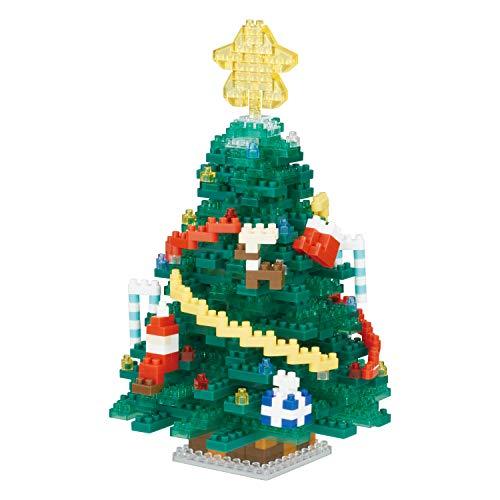 カワダ ナノブロック 大きなクリスマスツリー (2020) NBH_203