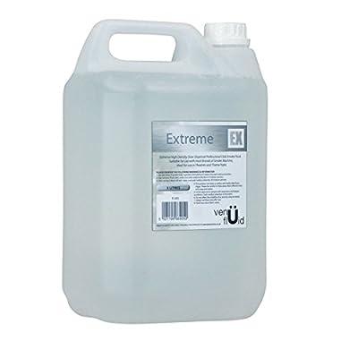 Venu EX Extreme High Density Slow Dispersal Job Club Smoke Fluid. 5 litres