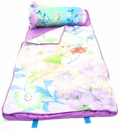 Tinkerbell sleeping bag / nap mat