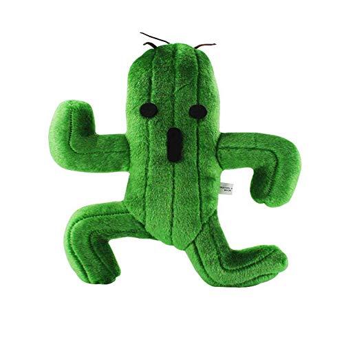 AOIO Kaktus Plüschtier, Kaktus Weiche Kuscheltiere Spielzeug, Cactus Figuren Toy Toy Plüschpuppe Geschenke für Geburtstag, Halloween, Christmas
