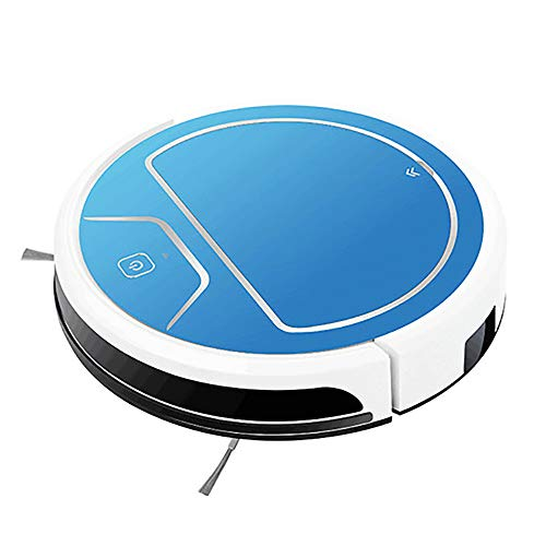 Read About LVHC Robot Vacuum Cleaner, Super-Thin 2000Pa Strong Suction, Quiet, Up to 120mins Runtime...