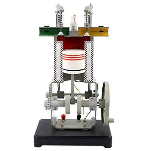 Modelo de Motor, Física, Ciencia, Juguete Modelo de Motor de Gasolina, para la Educación Kit de Juguete de Regalo