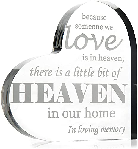 Magara Memorial Gifts - Sympathy Gift - Bereavement Gifts - Condolence Gifts for Loss ofLovedOne-SympathyGifts forLossofFather-SympathyGiftsforLossofMother-RemembranceGifts (Single Pack)