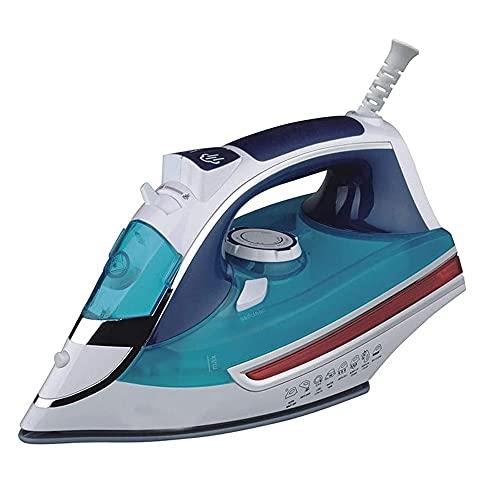 KELITE Ropa de Mano Steamer Home Portable Plancha Ropa de Planchado Spray Spray Hierro Generador de Vapor Viajes de Viaje (Color : Blue)