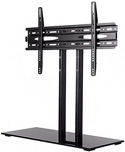 GWDFSU Soporte de TV de sobremesa Universal para TV LED de 32-70 Pulgadas - Soporte de TV de Altura Ajustable, soporta hasta 40 kg como máximo.600X400mm