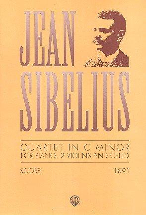 Piano Quartet in C Minor: Piano Score