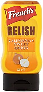 French's Frenchs Relish Sweet Onion 320G