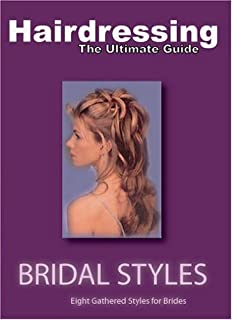 HAIRDRESSING BRIDAL STYLES - Learn how to - New