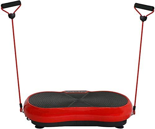 Dr.Home Full Body Vibration Plate Exercise Machine Platform Body Shaker Flat Platform Massager