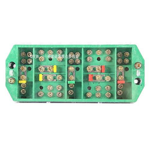 Caja de terminales anti-envejecimiento para armarios completos, subestaciones