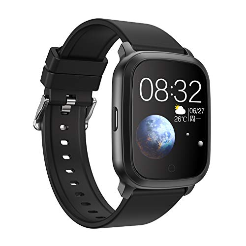 YoYoFit YoYoFit Smartwatch, Fitness Armband Fitness Tracker mit Pulsuhren Smartwatch IP68 Wasserdicht Fitness Uhr mit Blutdruck Schrittzähler Damen Herren Armbanduhr Sportuhr