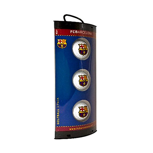 Buy Cheap FC Barcelona Official Football Crest Golf Ball Gift Set