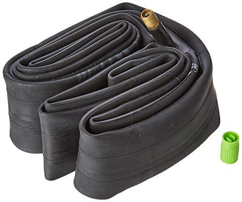 Slime 30078 Fahrrad-Reifenschlauch mit Slime-Dichtmittel gegen Pannen, Selbstdichtend, Verhindern und Reparieren, Schrader Ventil, 47 x/55–622 mm (29 x 1,85–2,20