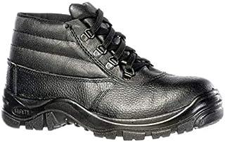 Vaultex Leather Safety Shoes (Vaul-MDU) Size 42