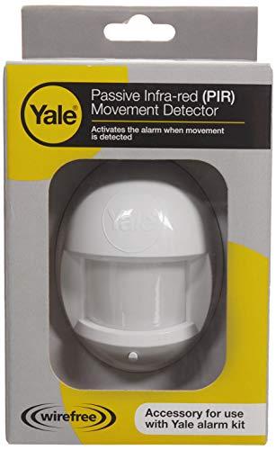Yale Locks HSA6020 Accessoire alarme Détecteur infrarouge Sans fil (Import Grande Bretagne)