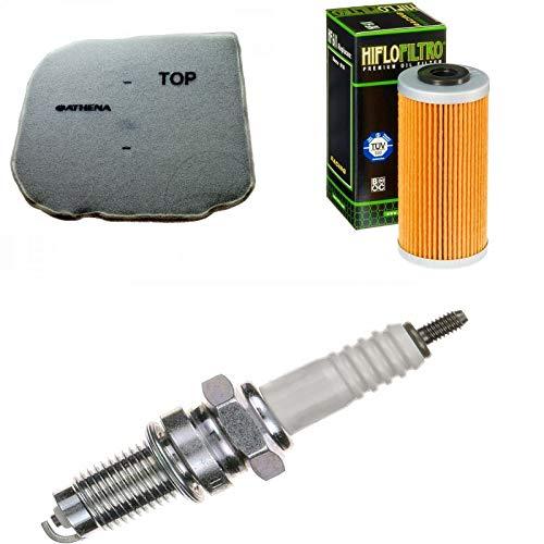 pamoto Filtro de aire filtro de aceite bujía TE 449 i.e. Kit de mantenimiento 2011-2013.