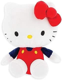 Hello Kitty Plush - 6.5 Inch Stuff Animal, Kids