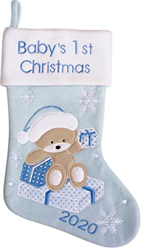 Babys First Christmas Stocking 2020