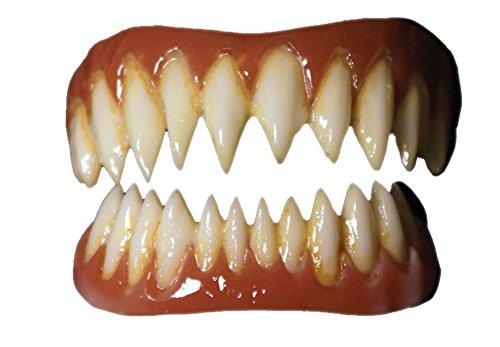 Pennywise FX Fangs 2.0 Evil Teeth Dental Veneer, Multi, Adult