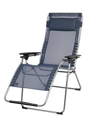 Lafuma LFM4007 R Clip Reclining Chair - Ocean Blue