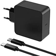 BALOO-Laptop Adapter - 65W USB C AC Adaper Charger For for Lenovo Yoga 370 730 730-13IKB Yoga 920 S730-13 C930-13 for Lenovo ThinkPad X1 Carbon 4th 5th 6th