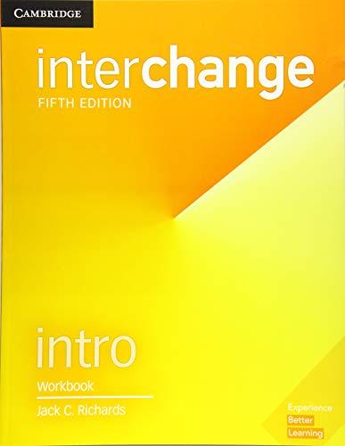 Interchange Intro - Workbook - 05 Edition