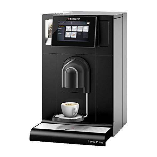 Schaerer Coffee Prime Kaffeevollautomat Pulvermilch inkl. Pulversystem 1