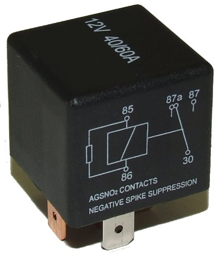 Automotive Replacement Overdrive Relays