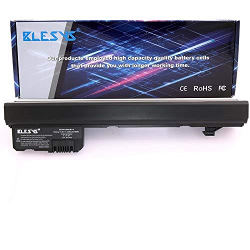 BLESYS Batería portátil para HP Mini 110 102 1101 Serie 537626-001 HSTNN-CB0C HSTNN-CB0D HSTNN-D80D HSTNN-DB0D HSTNN-I70C HSTNN-LB0C NY220AA 530972-761 530973-741
