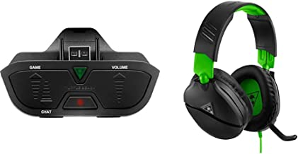 Turtle Beach Headset Audio Controller Plus for Xbox Series X|S & Xbox One & Recon 70 Gaming Headset for Xbox One & Xbox Se...