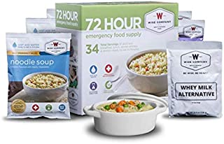 Best cheapest emergency food Reviews