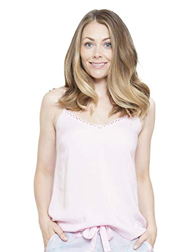 Cyberjammies 4119 Women's Zara Pink Pyjama Top 46