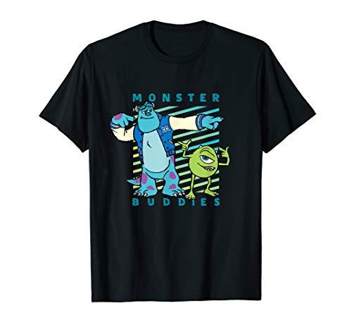 Disney PIXAR Sulley and Mike Wazowski Monster Buddies T-Shirt