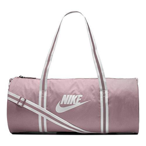 Nike Heritage Duff Taschen, Plum Chalk/Plum Chalk/White, Einheitsgröße