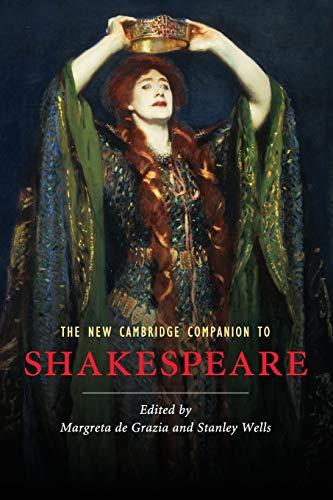 The New Cambridge Companion to Shakespeare (Cambridge Companions to...