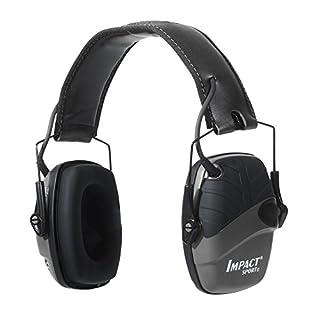 Howard Leight by Honeywell Impact Sport Sound Amplification Electronic Shooting Earmuff (B08B5119XZ) | Amazon price tracker / tracking, Amazon price history charts, Amazon price watches, Amazon price drop alerts