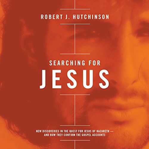 Searching for Jesus audiobook cover art