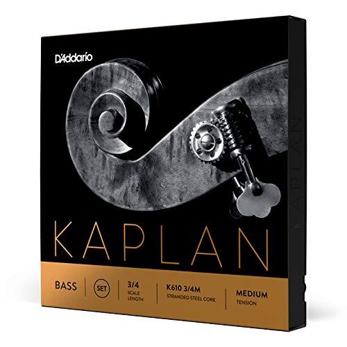 D'Addario / Kaplan コントラバス弦セット