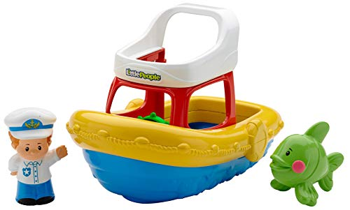 Fisher-price Little People Floaty Boat
