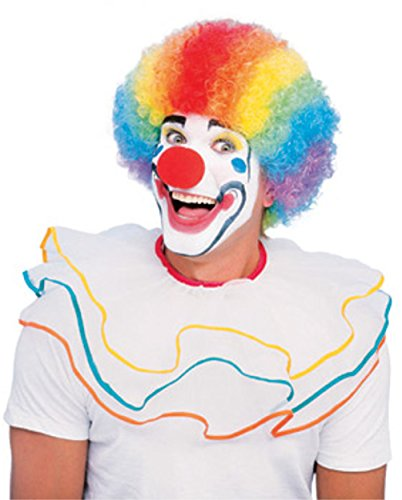 POPULAR CLOWN WIG-MULTI
