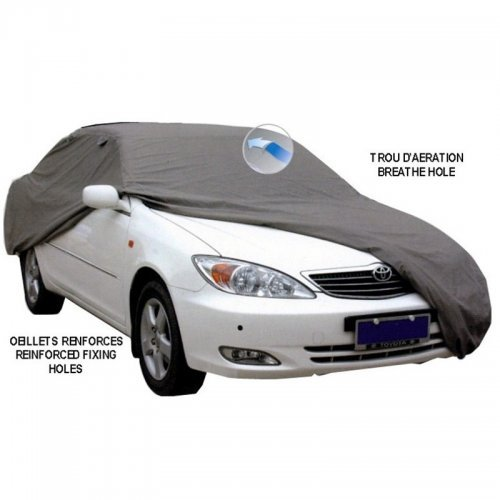 Peraline 1153 Housse Protection Voiture, Taille XL