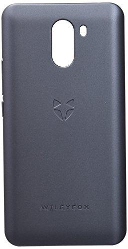 Wileyfox WFSW2HC036-13-Swift 2 Schutzhülle für Handy, Blaue Farbe