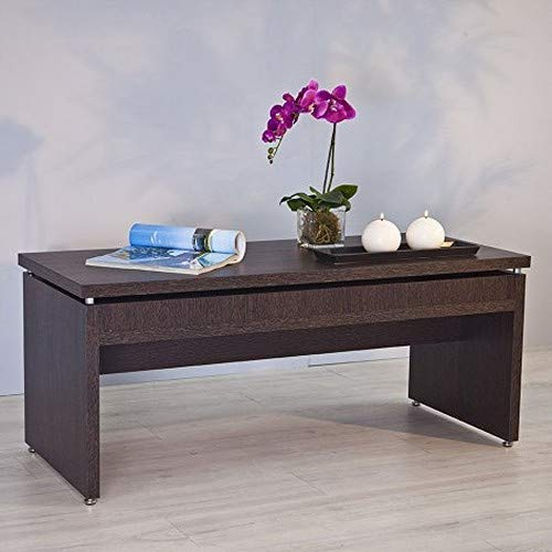 TopKit 2028 Manhattan Table Basse Wengue