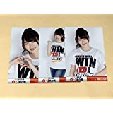 AKB48 横山由依 第3回 紅白対抗歌合戦 DVD 生写真 3種コンプ