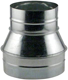 Ideal-Air 736211 Duct Reducer, 8-6