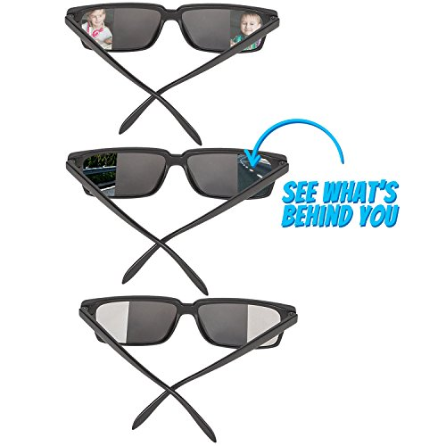 Kids' Rear View Sunglasses For Spy-Themed Birthday Party