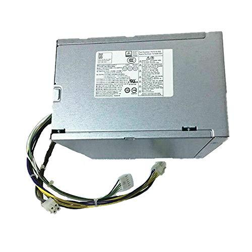 Bestome - Adaptador y cargador compatible con HP Elite 6200 8200 CMT HP Compaq 6000 8200 Series 511483-001 613764-001 611483-001 PS-4321-9HA HP-D3201EO HP-D3201E0 (320 W)