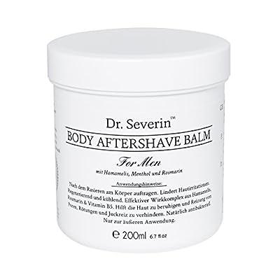 Dr. Severin Men Original Body After Shave Balm
